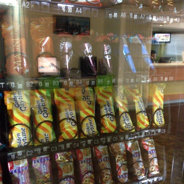 The most Australian vending machine ever? y/y